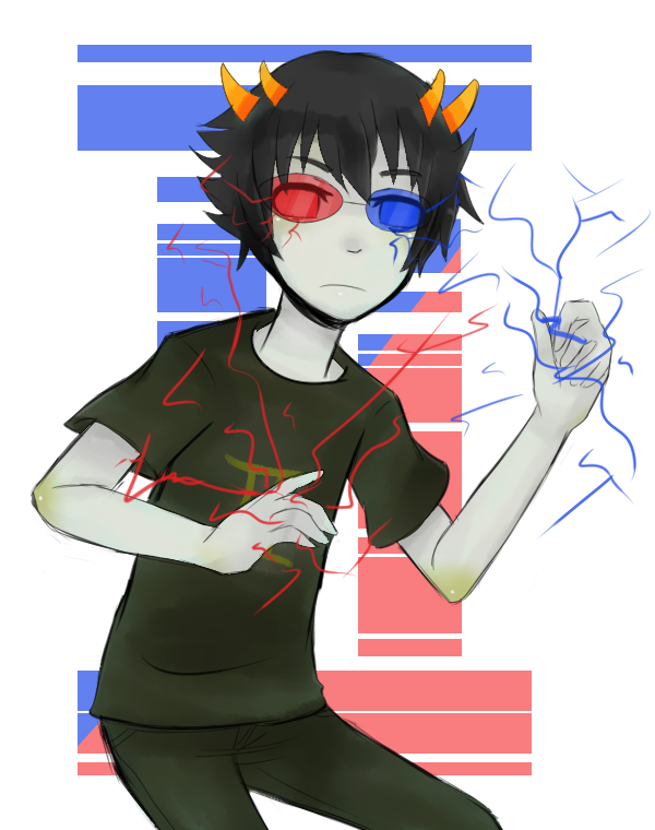 Sollux x reader almost lovers by vulpixgirllove on deviantart
