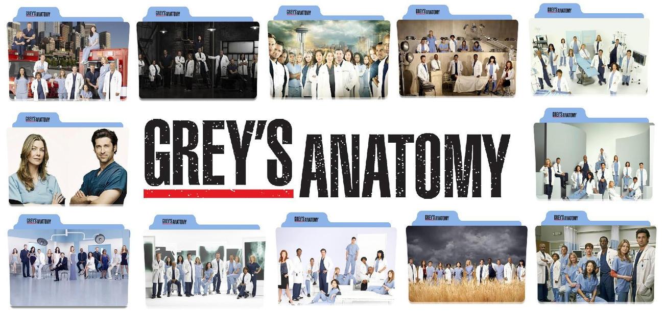 Großzügig Greys Anatomy Gegossen 2014 Ideen - Anatomie Ideen ...