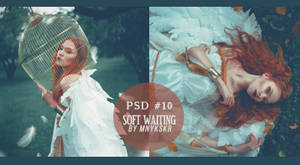 Psd Coloring #10 Soft Waiting