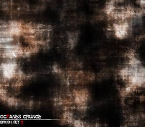 ocTanes Grunge Brush set 2 by Adrenaline7801