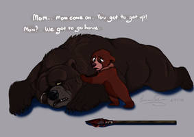 What if...(Brother bear) by R-FakonWolf