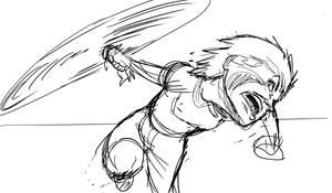 Final - Action scene animatic