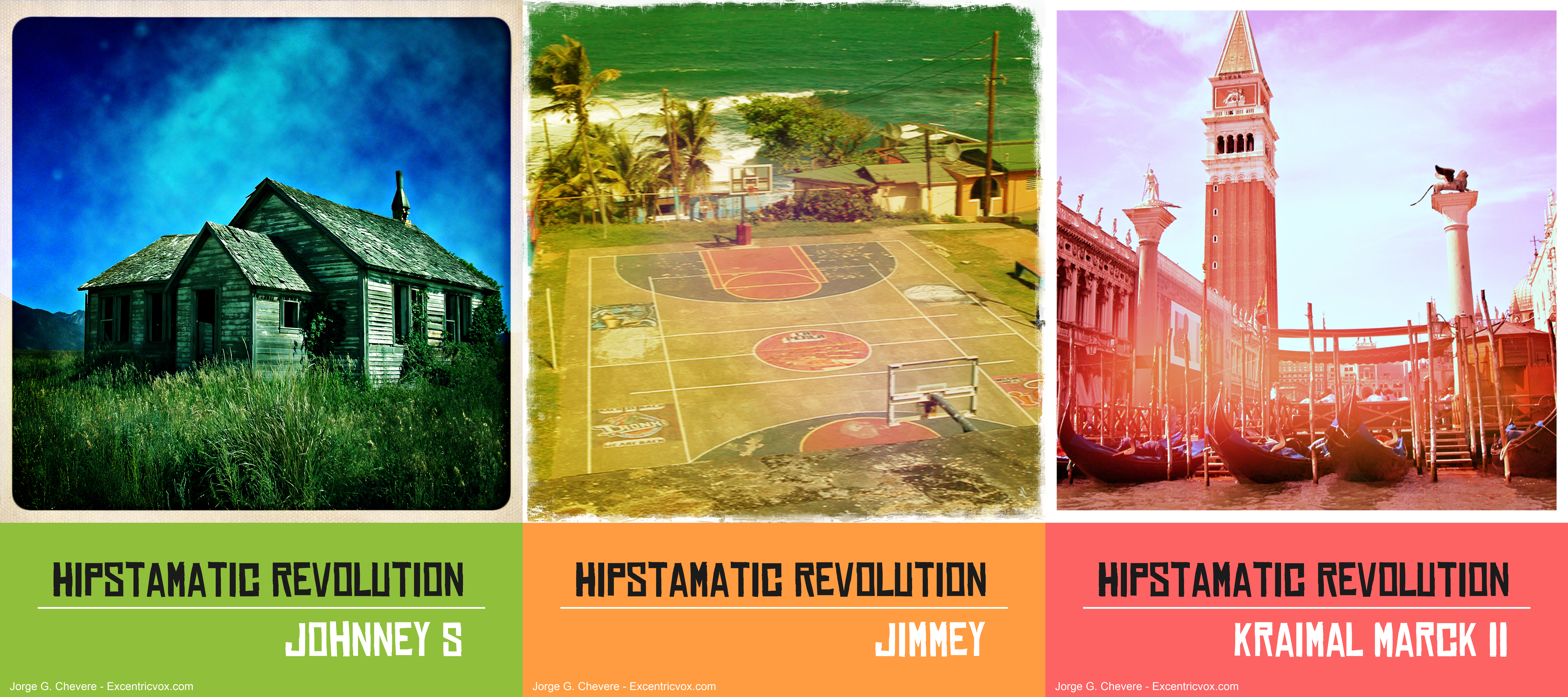 HipstaRev - Actions Pack 1