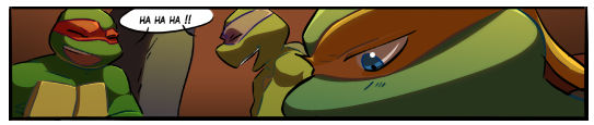 Raph, Donnie and Mikey