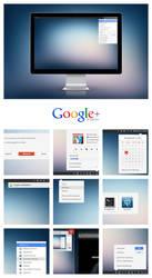 Google+ for Cinnamon by bimsebasse