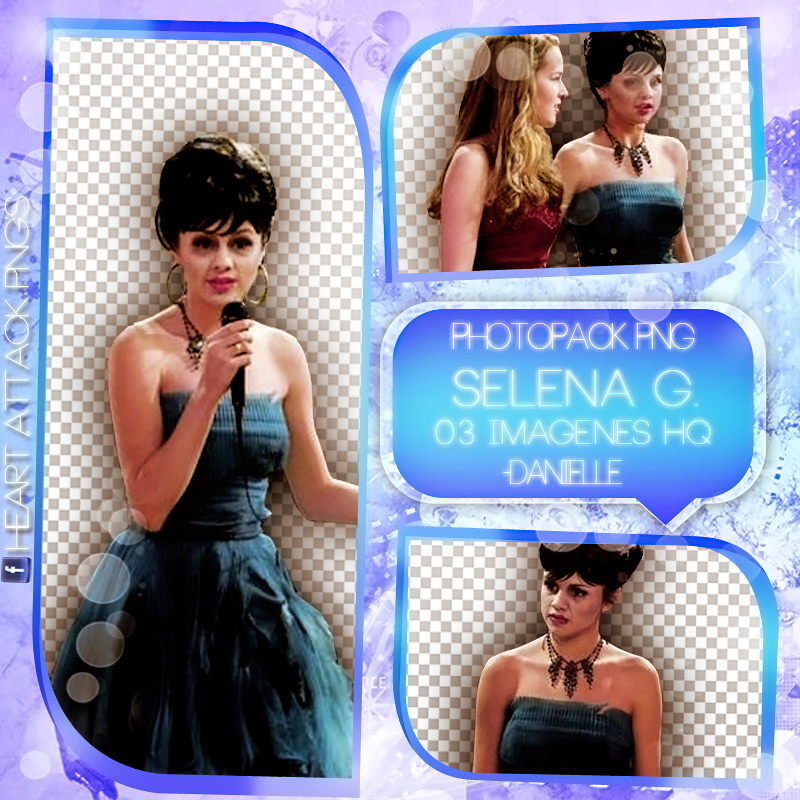Pack Png De Selena Gomez. by dannyphotopacks
