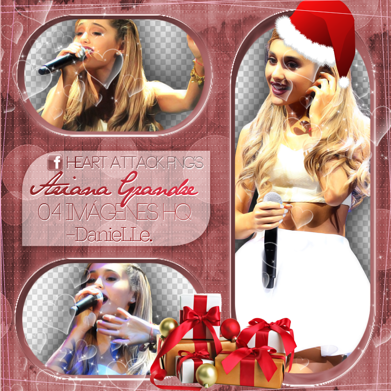 Thank You By Ariana Grande Download: Photopack Png De Ariana Grande.004.058.712 By