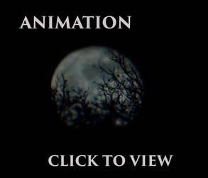 Moon Animation by Blaetterklingen