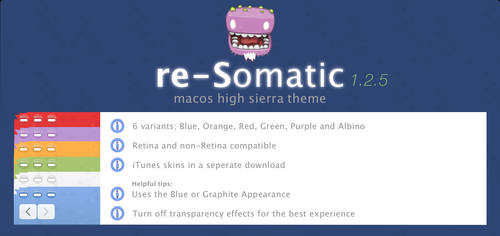Re-Somatic theme by allannyholm