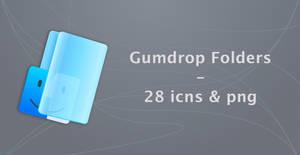 Gumdrop Folders