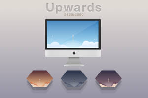 Upwards Wallpapers - 5120x2880 by allannyholm