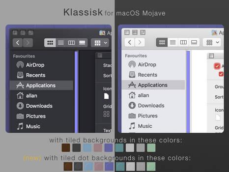 Klassisk-noinstaller Update with Accessibility