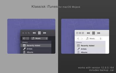 Klassisk-iTunes by allannyholm