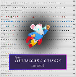 Mousecape-Throwback (Mac cursors) by allannyholm