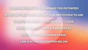 App Icon - macOS 11 'Big Sur' - can haz download!