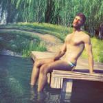 Pond Relax Ani-Gif