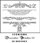 brushes - decorative 03