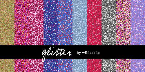Glitter by wildecade