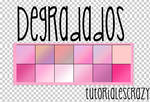 Pack De Degradados para photoshop