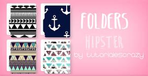 Folders hipster