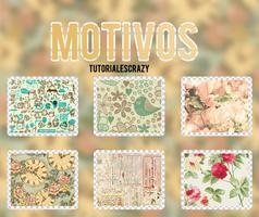 Motivos Vintage para photoshop #2 by tutorialescrazy