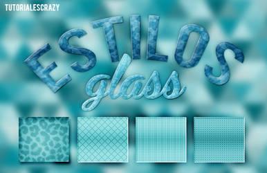Estilos glass