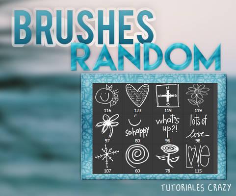 Brushes Random by tutorialescrazy