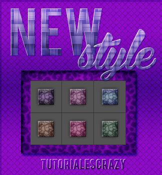 New Style by tutorialescrazy by tutorialescrazy