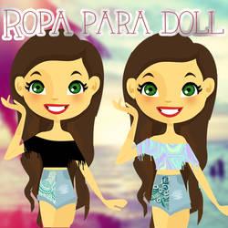 Ropa para doll #6