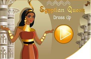Egyptian Princess Dress Up by TricksterGames