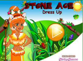 Stone Age Dress UP by TricksterGames