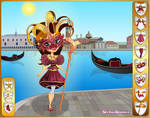 Venetian Carnival Dress Up
