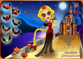 Halloween Princess Dress Up by TricksterGames
