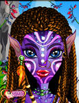 Avatar Dress Up Game by TricksterGames