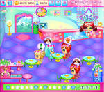 Fairy Cafe. Time manager