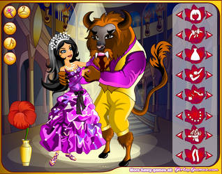 Beast and Beauty Dress Up by TricksterGames