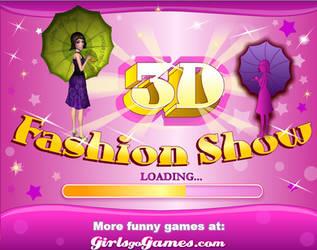 Fashion Show 3D by TricksterGames