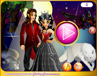 Vampire Kissing Game by TricksterGames