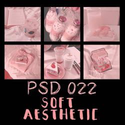 022 Psd - Soft (Aesthetic) by LivOllie