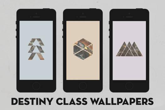 Destiny Class Wallpapers