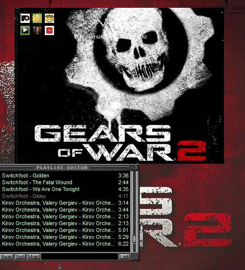 gears of war 2 custom skin