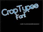 Font O6 Crop Types by PerfectSensati0nn