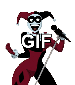 Harley Quinn Animated Series Shaking Boobs Gif Png By Jokerreality59 On Deviantart