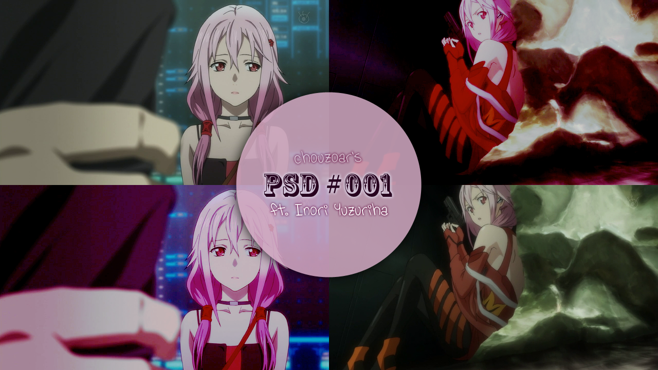 PSD#001 - CHOUNORI_ by iChoulicio