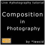 Live tutorial log: Composition