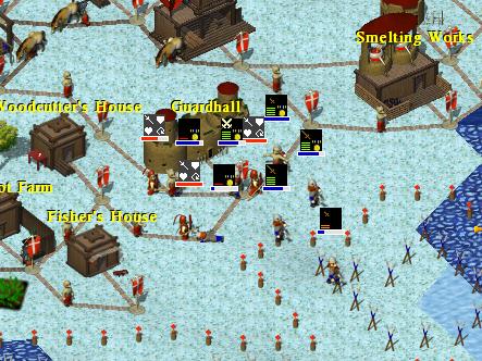 Widelands: Soldier Skill Enhancement by DeusIX
