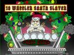18-Wheeler Santa Slayer:Flash