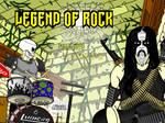 Legend of Rock : Flash