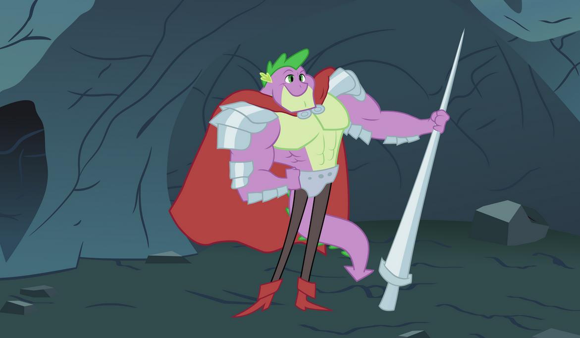 Heroic Spike by Evilbob0