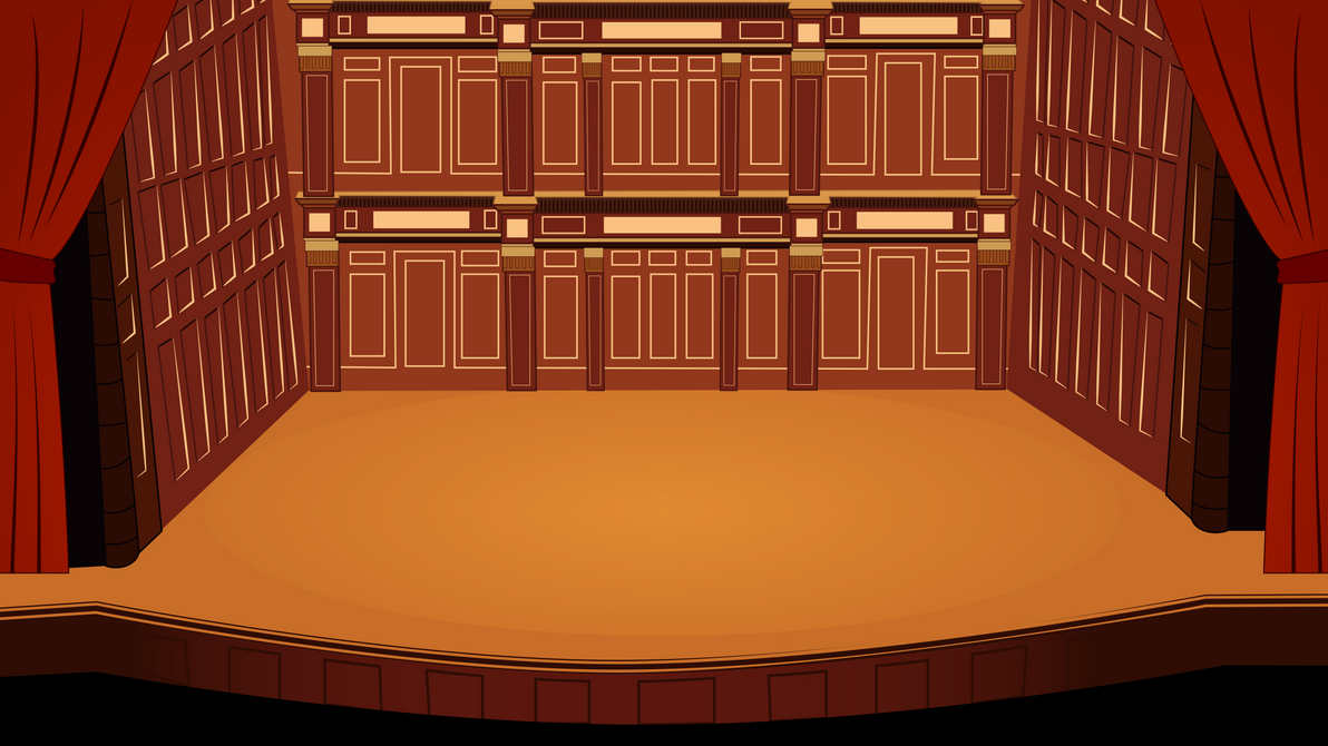 Orchestral Stage Background by Evilbob0